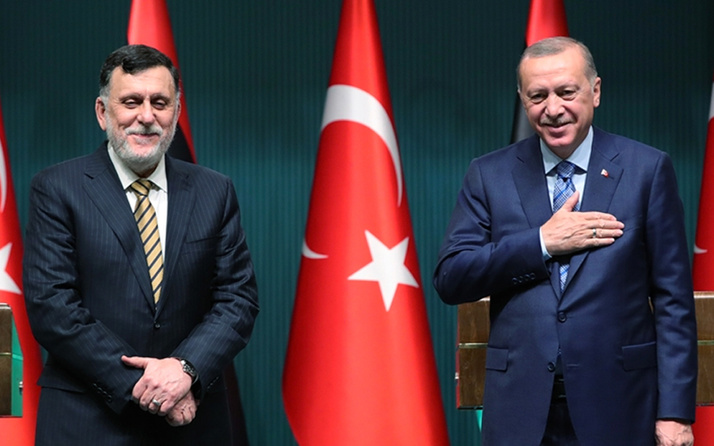 Türkiye ile Libya arasında yeni mutabakat! Erdoğan onay verdi