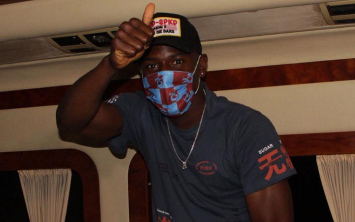 Trabzonspor'dan KAP bildirisi: Benik Afobe