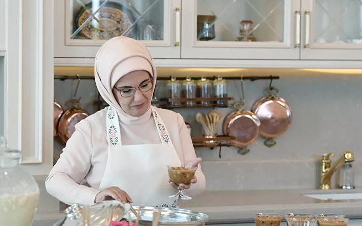 Emine Erdoğan 'gastronomi kitabı' çıkarıyor! İşte detaylar