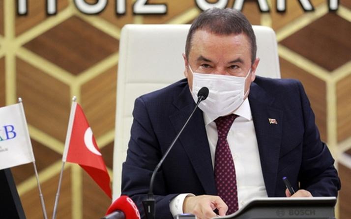 Antalya Büyükşehir Belediye Başkanı Muhittin Böcek'in durumuna ilişkin açıklama