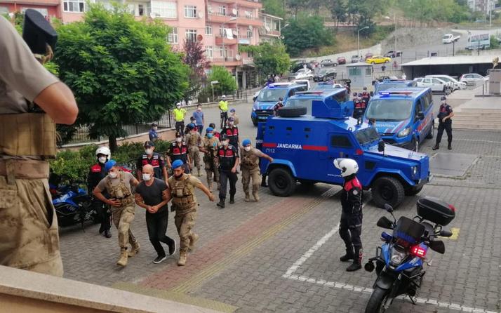 Zonguldak'ta eli kanlı katiller yeni cinayet planlarken yakalandı