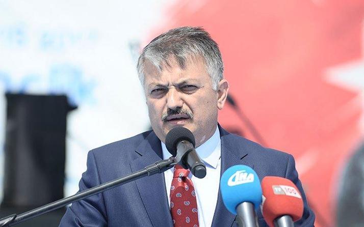 Antalya Valisi Yazıcı, 'Televizyon ve internetiniz var mı?' diye sorunca olanlar oldu