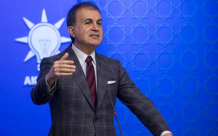 AK Parti Sözcüsü Ömer Çelik'ten Yunanistan ve Doğu Akdeniz mesajı