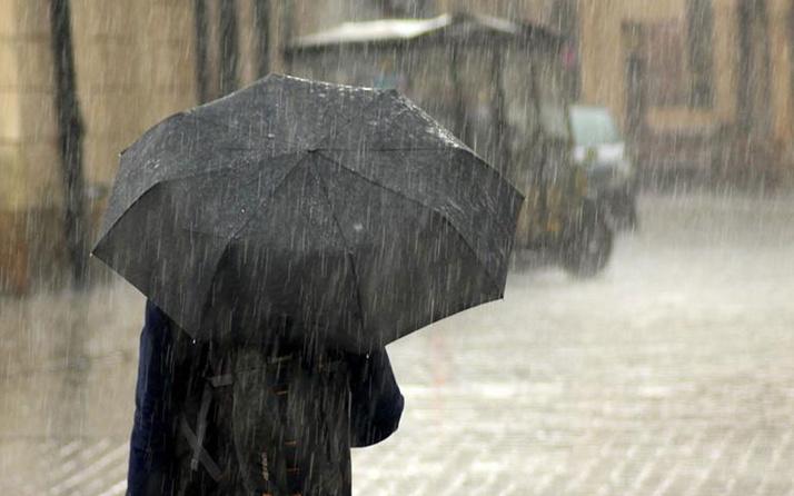 Meteoroloji uyardı! İstanbul'da aralıklı sağanak yağış bekleniyor