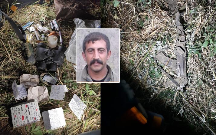 Kana bulayacaktı! 'Baver-Çektar' kod adlı terörist tutuklandı
