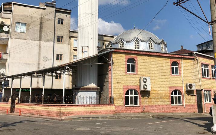 Samsun'da camide korona paniği! İbadete kapatıldı