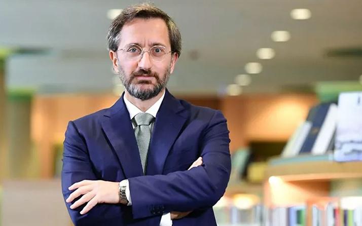 İletişim Başkanı Fahrettin Altun'dan 'Yunanistan'la diplomasi' açıklaması