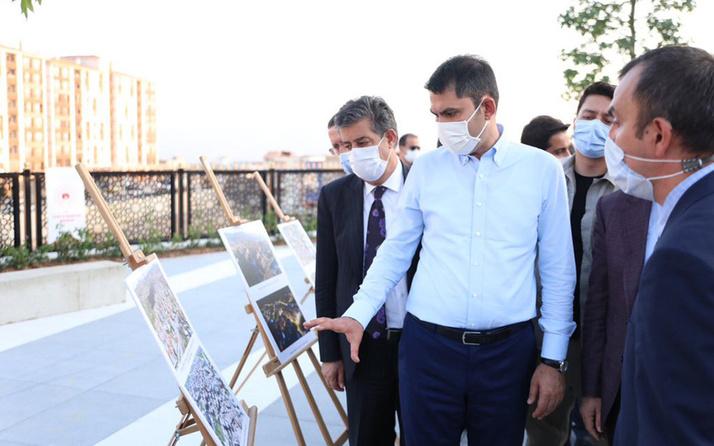 Bakan Kurum'dan Şırnak paylaşımı: 5 bin 716 konut inşa ettik