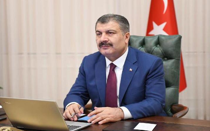 Bakan Fahrettin Koca 11 ilin sağlık müdürü ile görüştü