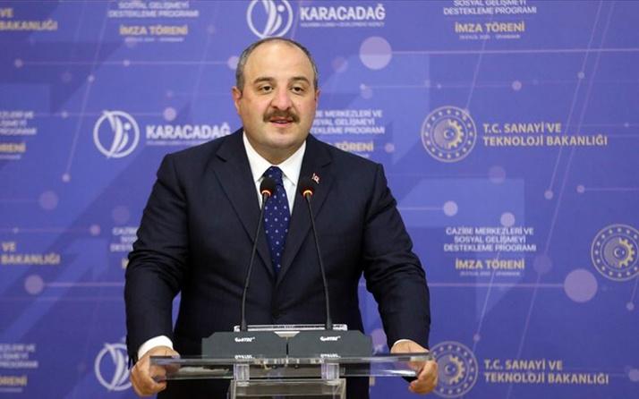 Sanayi ve Teknoloji Bakanı Mustafa Varank: Bu ihaneti asla unutmayız