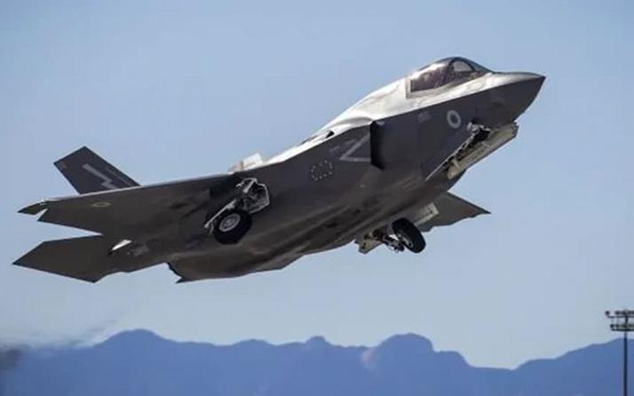 BAE F-35 savaş uçakları için ABD'ye resmi başvurusunu yaptı