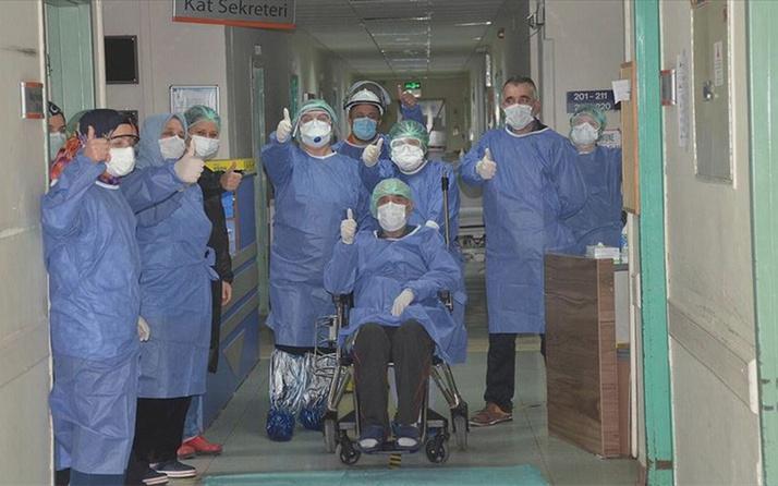 Dünyada koronavirüsten iyileşenlerin sayısı 25 milyonu geçti