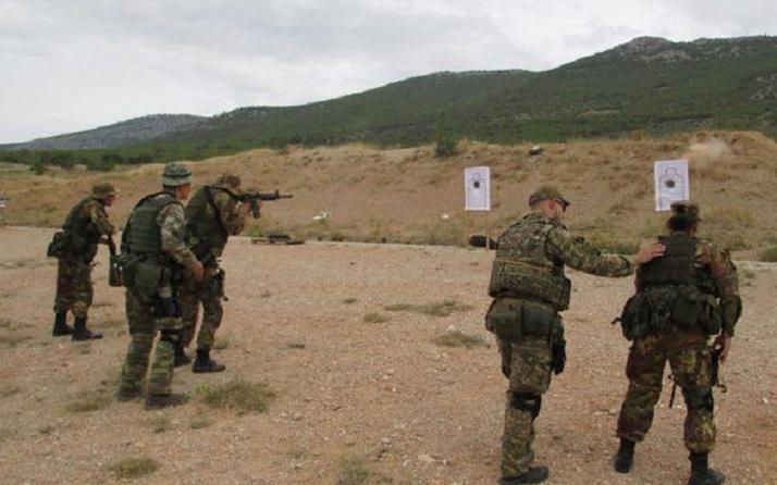 Ermeni özel harekat birliklerini Yunanistan eğitmiş