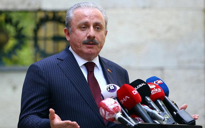 Meclis Başkanı Şentop'tan Tunus tepkisi
