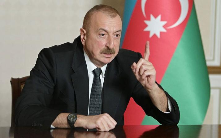 İlham Aliyev, barış için tek şart koştu: Ermenistan ordusunun geri çekilmesi