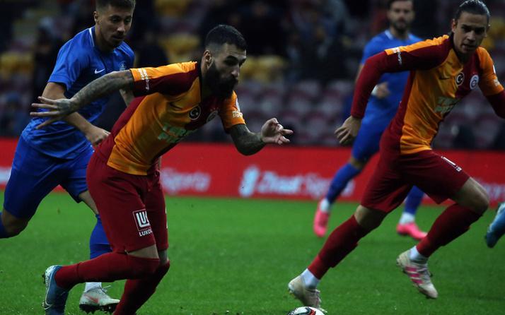 Galatasaraylı Jimmy Durmaz, Fatih Karagümrük yolunda