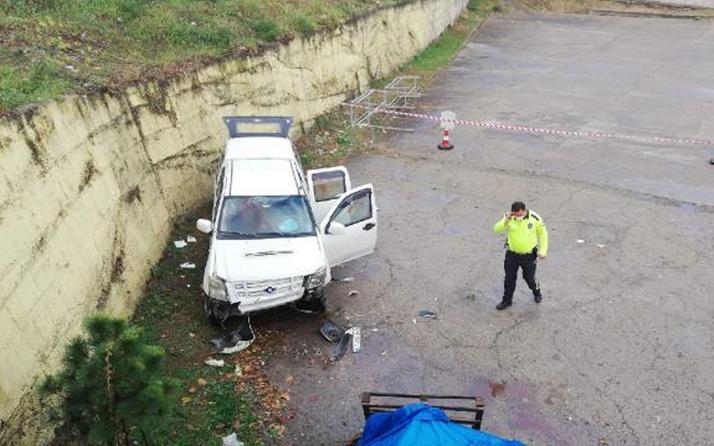 Zonguldak'ta dehşet! Kahvaltı yaptığı çifti öldürüp intihar etti