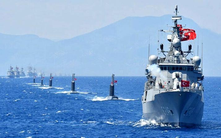 Doğu Akdeniz'de yeni NAVTEX! NATO ülkeleri tatbikat yapacak