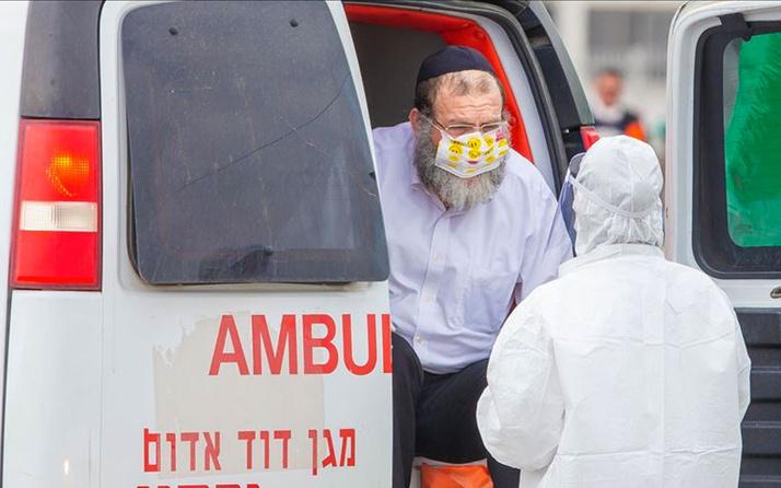 İsrail'de karantinaya rağmen Kovid-19 salgınında günlük vaka sayısı rekor kırdı