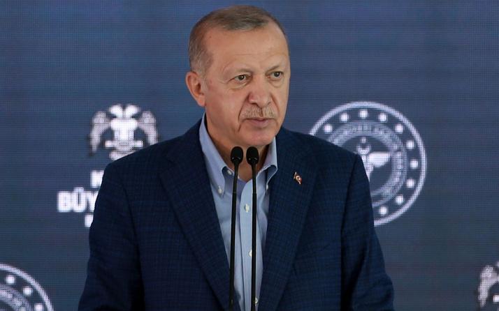 Erdoğan ABD'ye meydan okudu: Yaptırımın ne ise geç kalma yap!