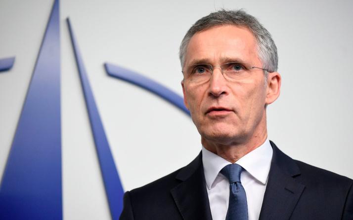 NATO Genel Sekteri Jens Stoltenberg: Doğru zaman gelmeden oradan ayrılmayacağız