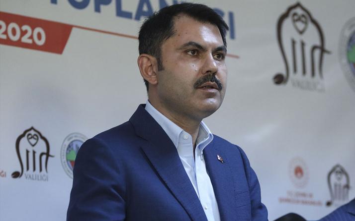 Bakan Murat Kurum: İzmir'de hasar tespit çalışmalarında sona yaklaştık