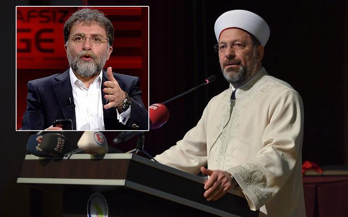 Ahmet Hakan Ali Erbaş'a saldıran üç ismi ifşa etti: Utanmaya gerek duymadılar