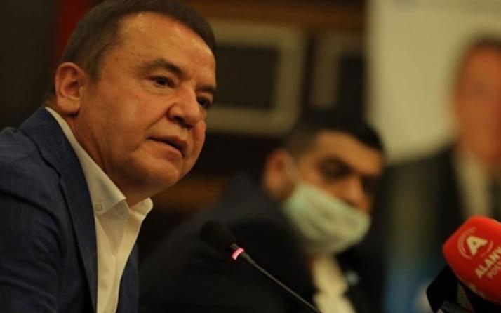 Kovid-19 tedavisi gören Başkan Muhittin Böcek'in sağlık durumu stabil