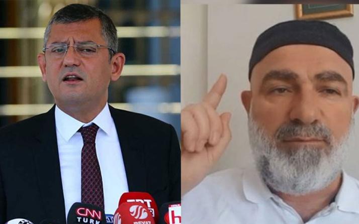 GATA başhekim yardımcısının skandal sözlerine CHP'li Özgür Özel'den tepki