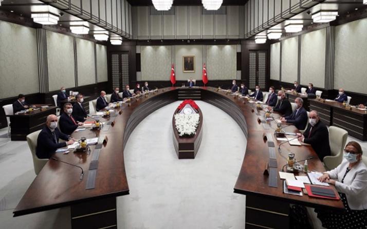 Cumhurbaşkanlığı Kabinesi toplanıyor! Gündemde yüz yüze eğitim var
