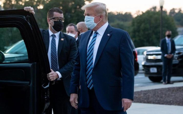 Trump'tan koronavirüs açıklaması: Grip mevsimi yaklaşıyor ama ülkemizi kapatmayacağız