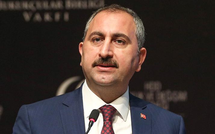Bakan Abdulhamit Gül: Hakim-savcı adaylık dönemini 2 yıla çıkardık