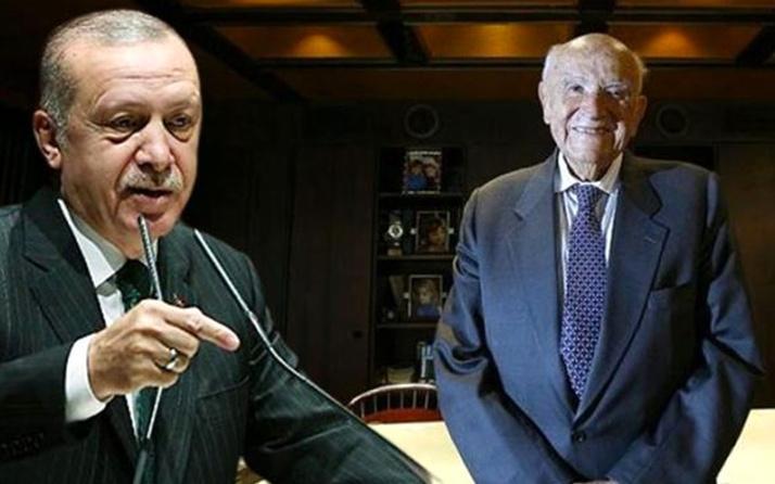 Cumhurbaşkanı Erdoğan ünlü iş insanı Jak Kamhi'nin son arzusunu yerine getirdi