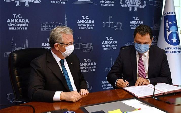 Mansur Yavaş imzaladı! Ankara metrosunu İBB yapacak