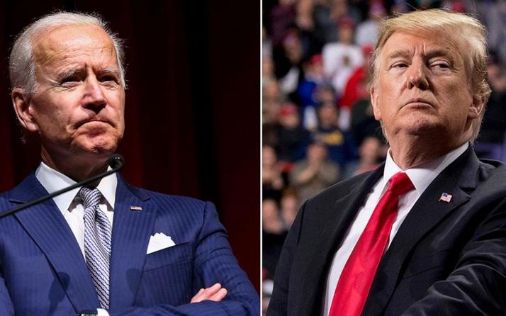 Biden - Trump kapışmasında kim önde? 10 puan fark attı