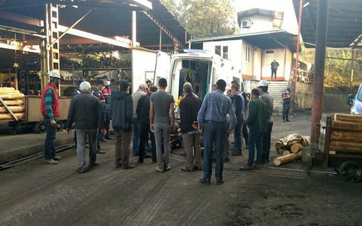 Çorum'da kömür madeninde patlama! 1 işçi öldü 3 yaralı var