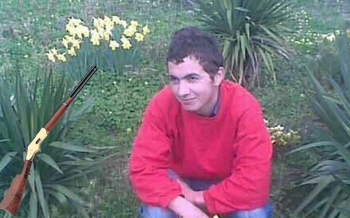 Samsun'da talihsiz ölüm: Tüfeği omzuna asması canına mal oldu