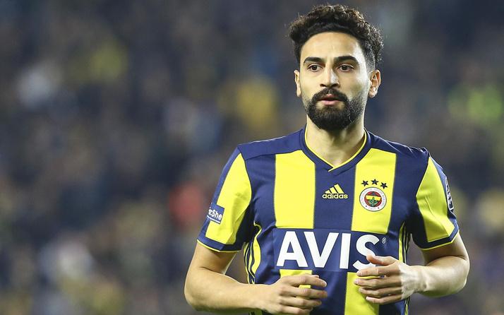 Fenerbahçe'den ayrılan Mehmet Ekici'nin yeni durağı Rusya oldu
