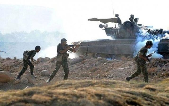 Azerbaycan Ermeni ordusunu darmaduman etti! Kitlesel firarlar başladı