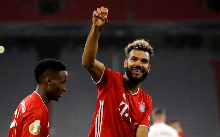 Coupo-Moting coştu, Bayern Münih tur atladı
