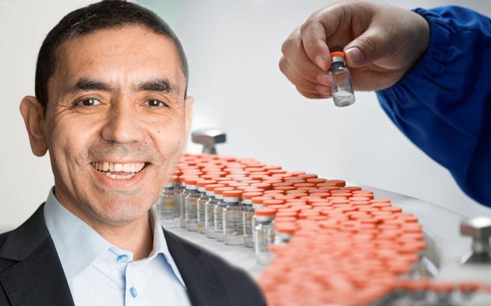 Almanya'daki Türk bilim insanı Uğur Şahin'den aşı açıklaması: Hazır ve mükemmel