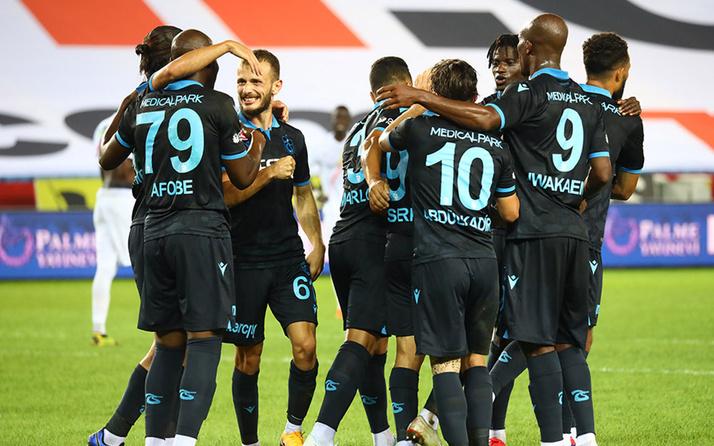 Trabzonspor, Başakşehir karşısında 3 puan hedefliyor