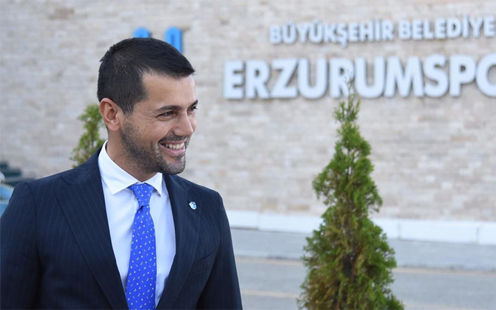 BB Erzurumspor Başkanı Hüseyin Üneş koronavirüse yakalandı