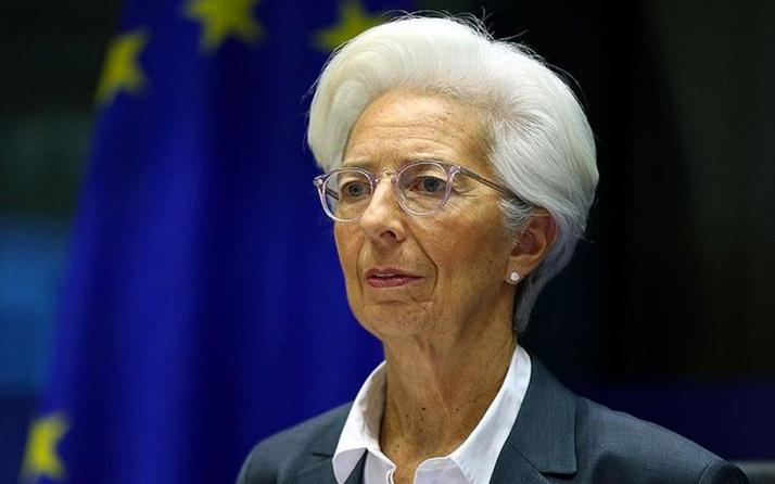 Avrupa Merkez Bankası Başkanı Lagarde: AB'de toparlanma belirsiz