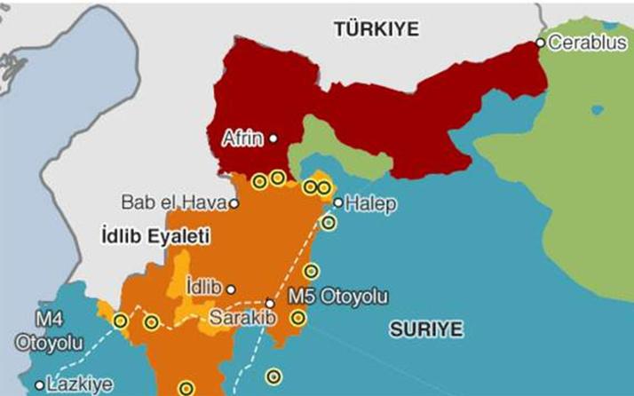 Reuters duyurdu! Türkiye, İdlib'in Morik kasabasındaki gözlem noktasını boşaltıyor