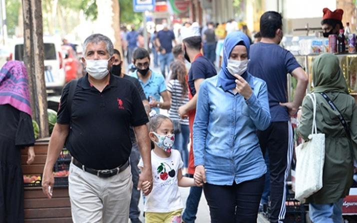 Gaziantep'te durum değişmedi! 1001 kişiye koronavirüs cezası