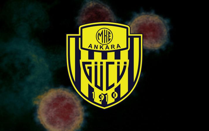 Ankaragücü'nde 4 futbolcu ve 1 teknik ekip personelinin koronavirüs testi pozitif çıktı