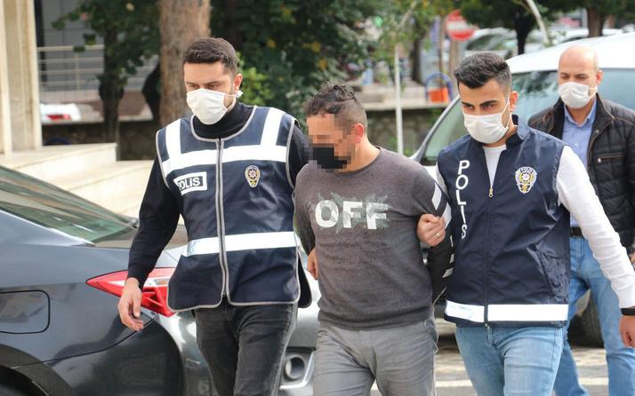 Konya'da avukatı kör eden peruklu saldırgan müvekkilin kocası çıktı