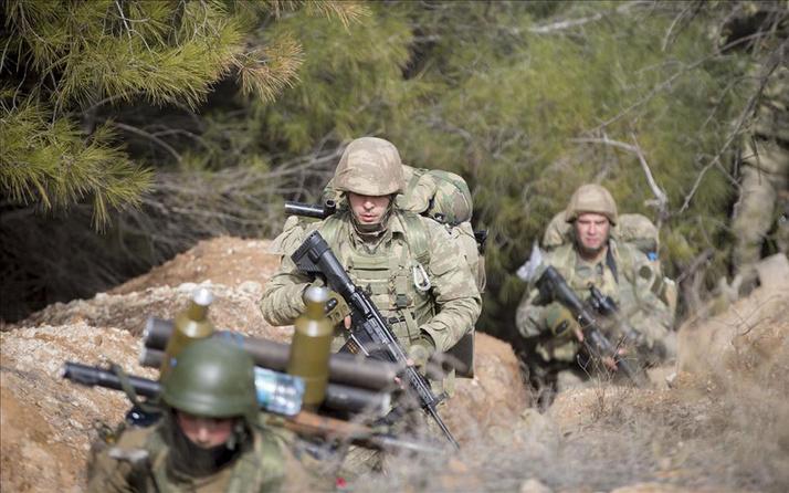 MSB duyurdu: Son bir ayda 80 PKK'lı terörist etkisiz hale getirildi