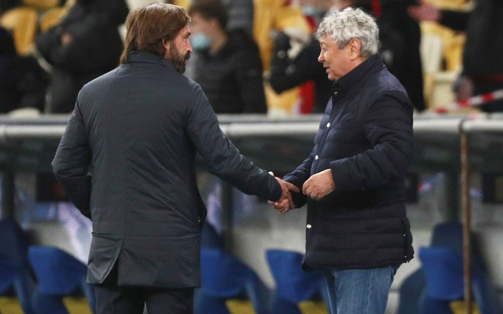 Juventus, deplasmanda Dinamo Kiev'i mağlup etmeyi başardı